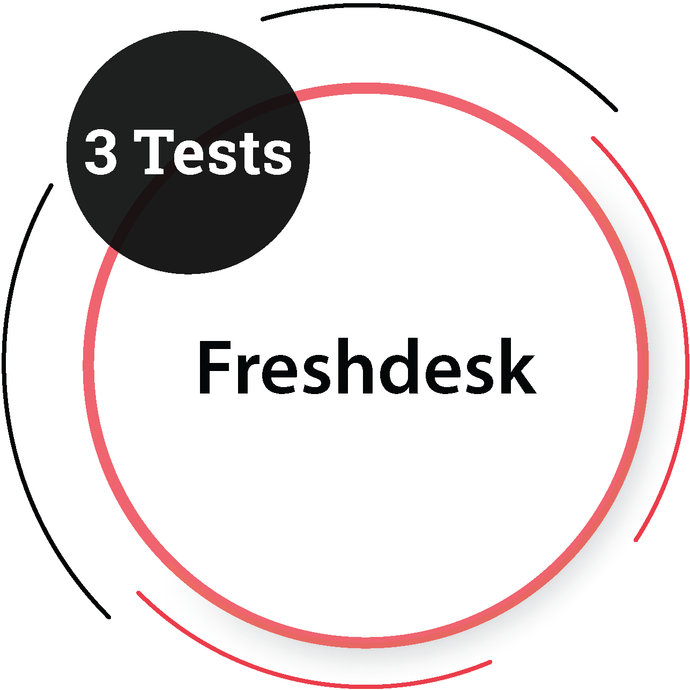 Freshdesk (3 Tests) IT Product Company - PlacementSeason