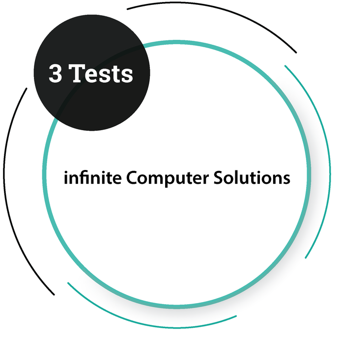 Infinite Computer Solutions (3 Tests) IT Service Company - PlacementSeason