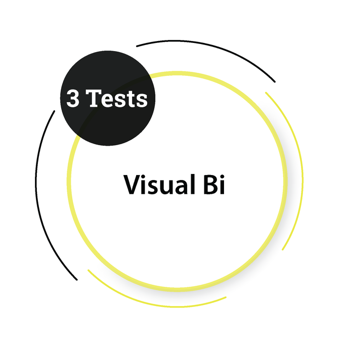 Visual Bi (3 Tests) Management Company - PlacementSeason