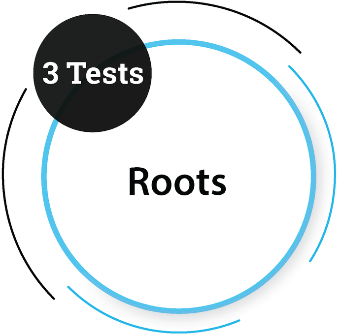 Roots (3 Tests)