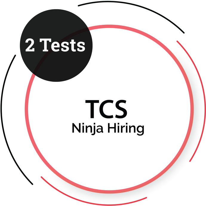 TCS Ninja Updated Pattern - 2 Tests