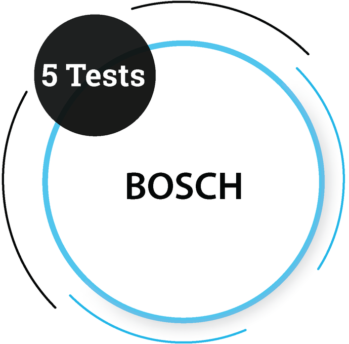 Bosch - 5 Tests Core Engineering Company - PlacementSeason