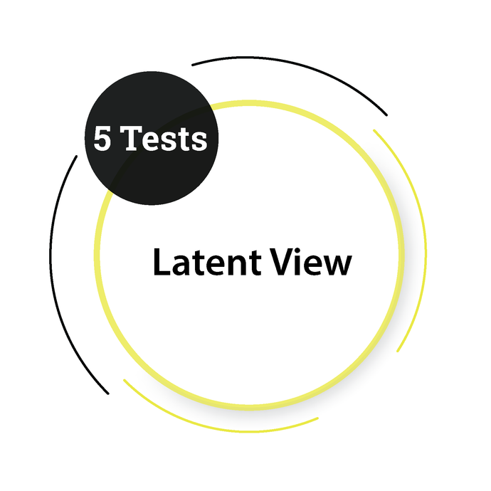 Latent View (5 Tests)
