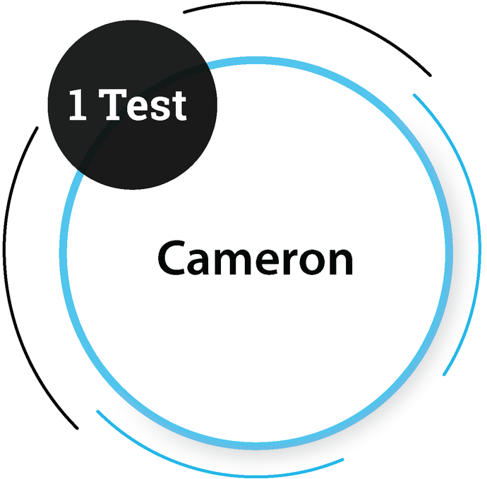 Cameron (1 Test) Core Engineering Company - PlacementSeason