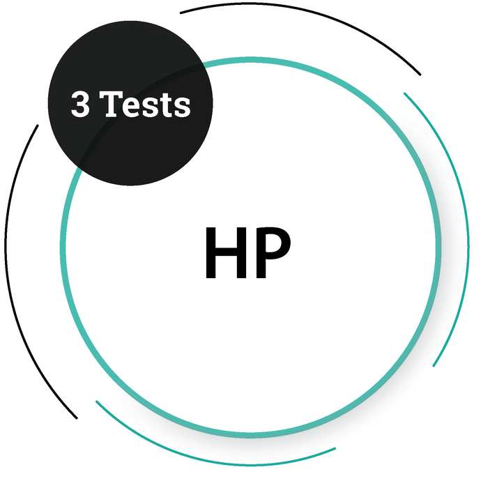 HP (3 Tests)