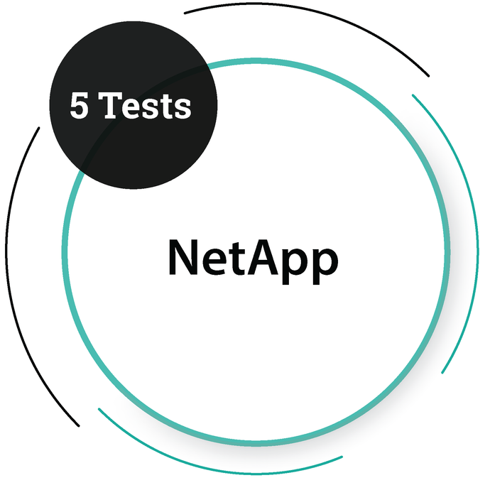 NetApp (5 Tests) IT Service Company - PlacementSeason