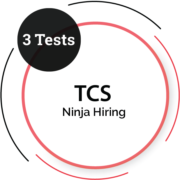 TCS Ninja Hiring – (3 tests)
