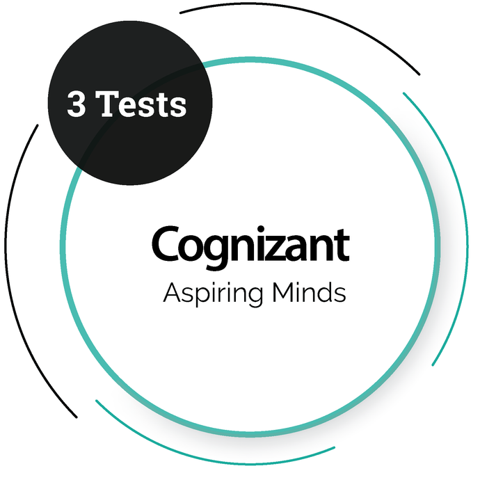 Cognizant (3 Tests) - Aspiring Minds IT Service Company - PlacementSeason
