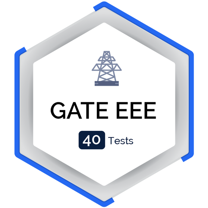GATE EEE Mocktest (40 Tests)