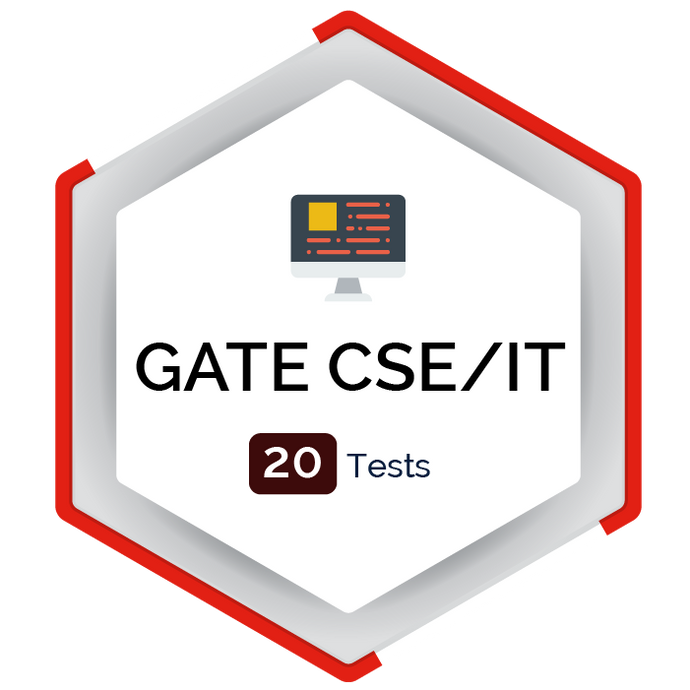 GATE CSE/IT Mocktest (20 Tests)
