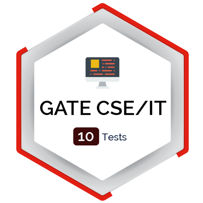 GATE CSE/IT Mocktest (10 Tests)
