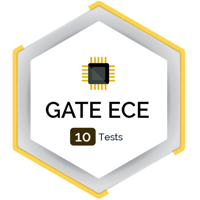 GATE ECE Mocktest (10 Tests)