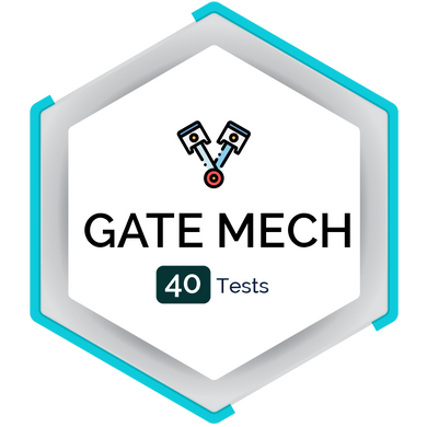 GATE MECH Mocktest (40 Tests)  - PlacementSeason