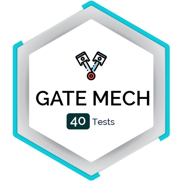 GATE MECH Mocktest (40 Tests)