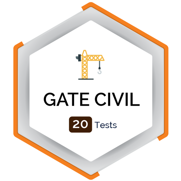 GATE CIVIL Mocktest (20 Tests)