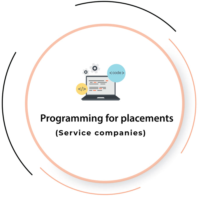 Programming for Placements - Service Companies