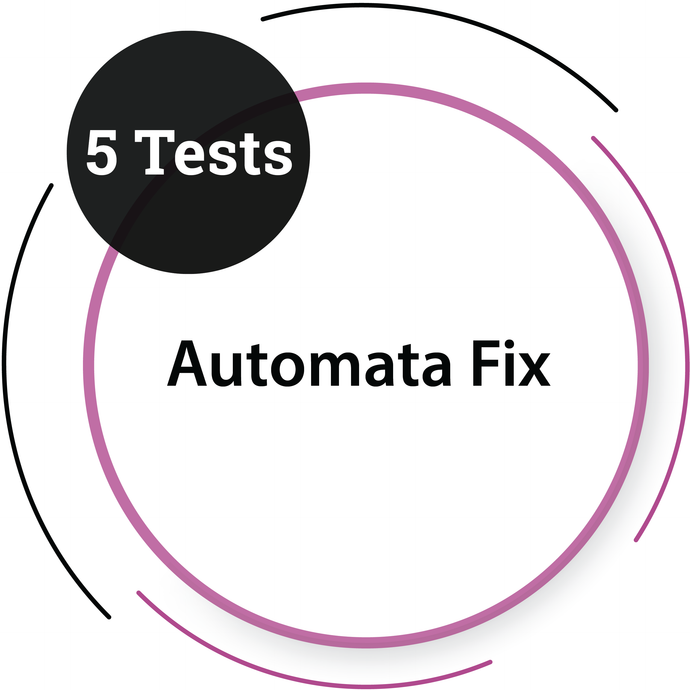 Automata Fix (5 Tests)