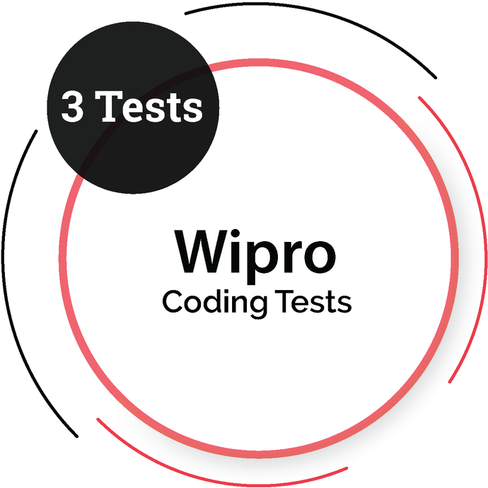 Wipro (3 Coding Tests) IT Product Company - PlacementSeason