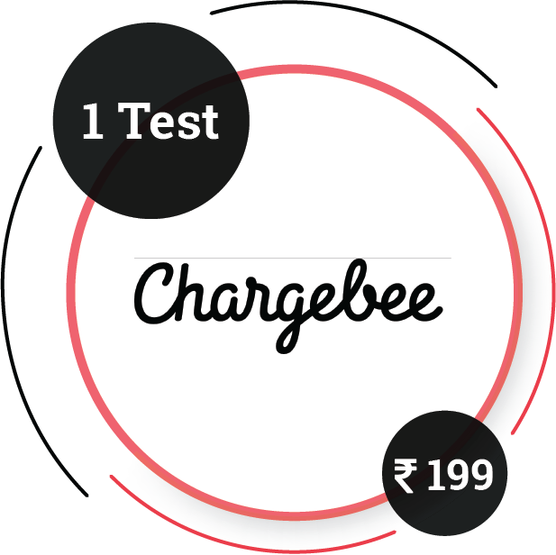 Chargebee (1 Test) IT Product Company - PlacementSeason