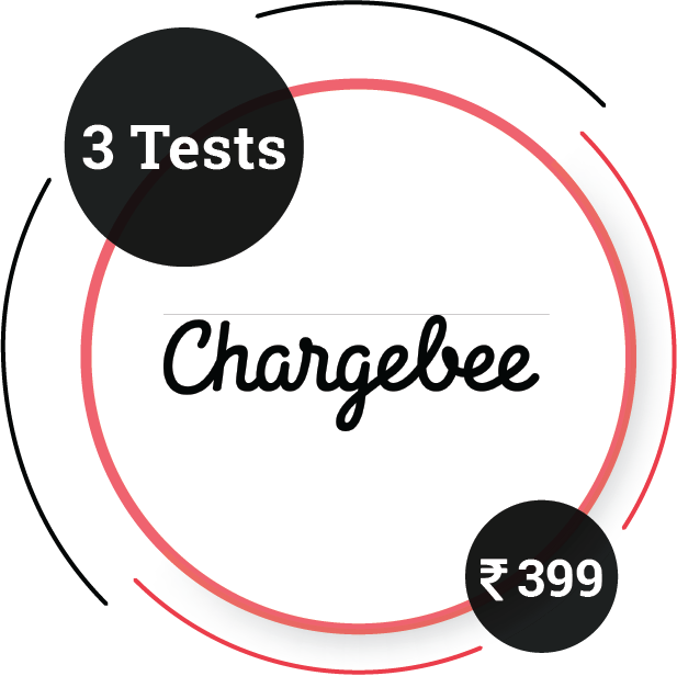 Chargebee (3 Tests) IT Product Company - PlacementSeason