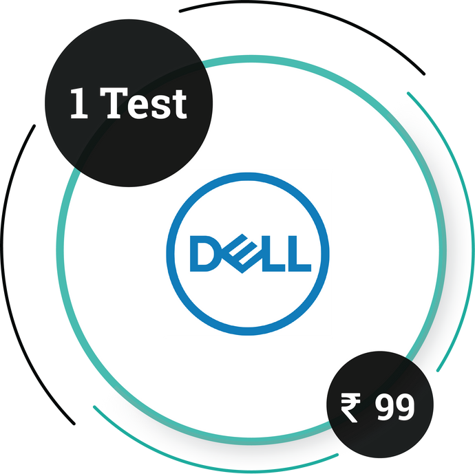 Dell (1 Test) IT Service Company - PlacementSeason