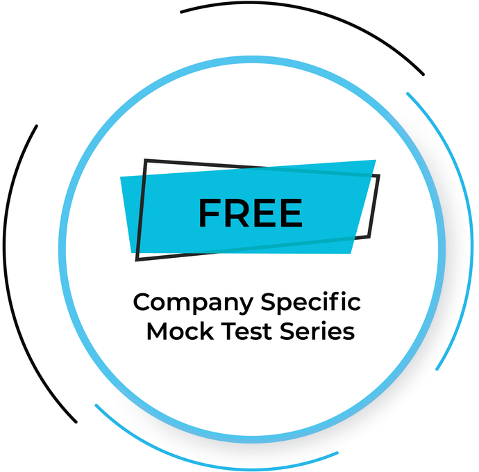 ALL INDIA FREE COMPANY SPECIFIC MOCK TEST SERIES