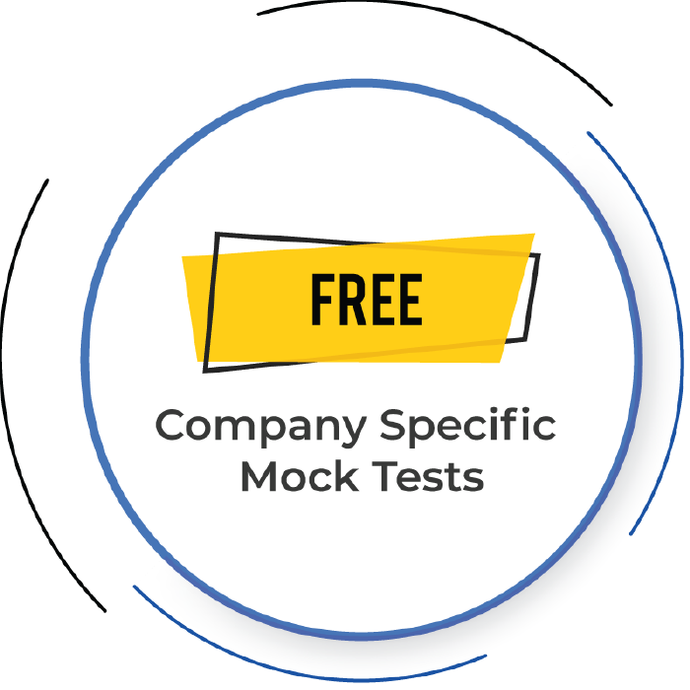 ALL INDIA FREE MOCK PLACEMENT TESTS