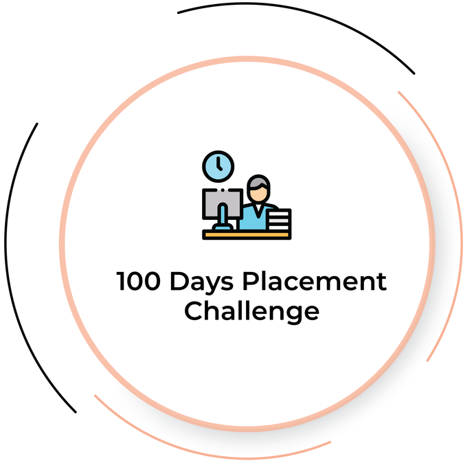 100 Days Placement Challenge