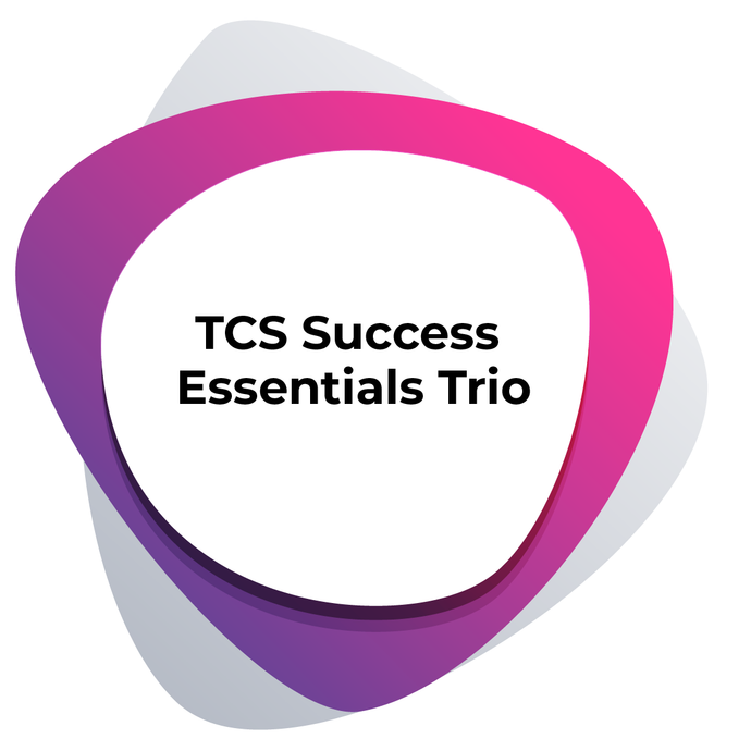 TCS Success Essentials Trio - Combo of TCS Ninja 25 Tests + TCS Ninja 100  Repeated Coding Questions + TCS Digital 10 Tests