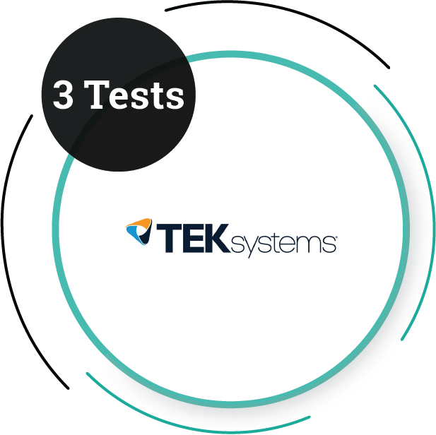 TEK Systems (3 Tests) IT Service Company - PlacementSeason