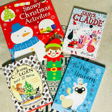 1st December Advent Jr Chapter Book Box (6+) - Inspire Book Box