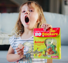 'Wise Animals' Bigger Hands - Inspire Book Box