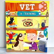 'I want to be a VET' Bigger Hands (Gift Box)