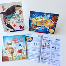 'That Summer Vibe' Bigger Hands - Inspire Book Box