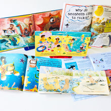 'That Summer Vibe' Many Hands - Inspire Book Box