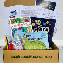 'Real or Fantasy' Bigger Hands - Inspire Book Box