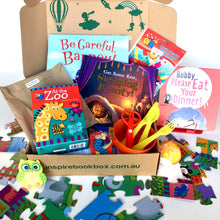 'Looking after yourself' & 'I can...' Many Hands - Inspire Book Box