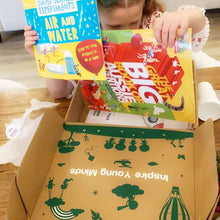 Creativity in Science' Bigger Hands - Inspire Book Box