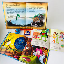 'Mythical Creatures' Bigger Hands - Inspire Book Box