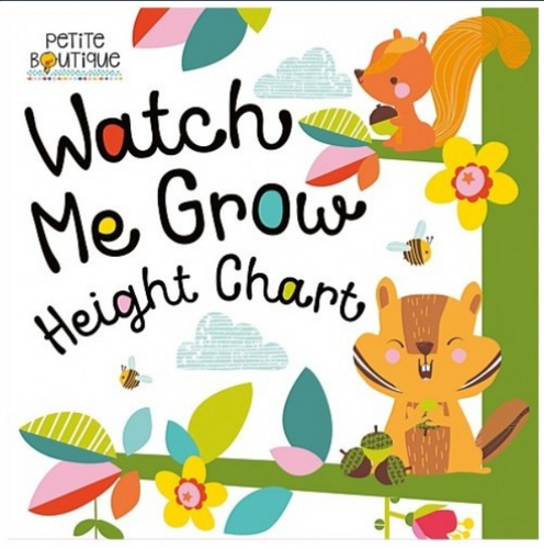 Petite Boutique Height Chart