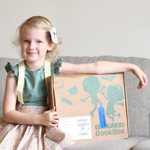 3 Month Bigger Hands - Gift Box - Inspire Book Box