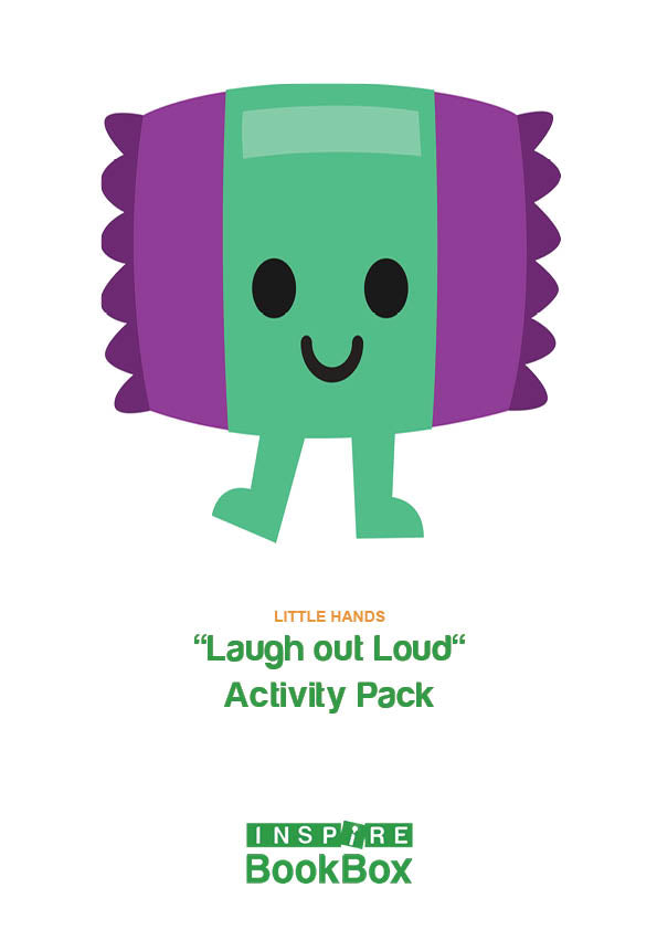 Laugh out Loud - Little Hands Activity Booklet
