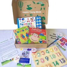 'Fun with Numbers' Little Hands - Inspire Book Box