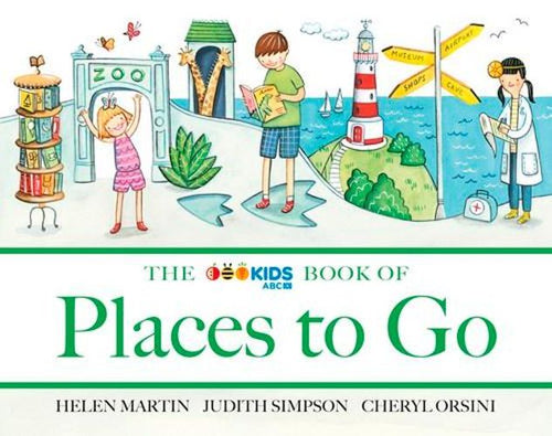 The Book of Places to Go