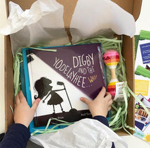 Bigger Hands - 3 Month Subscription - Inspire Book Box
