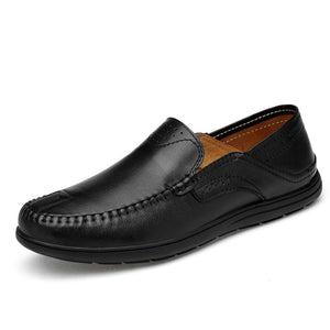 Prettymia Increase Damping Breathable Men's Loafers