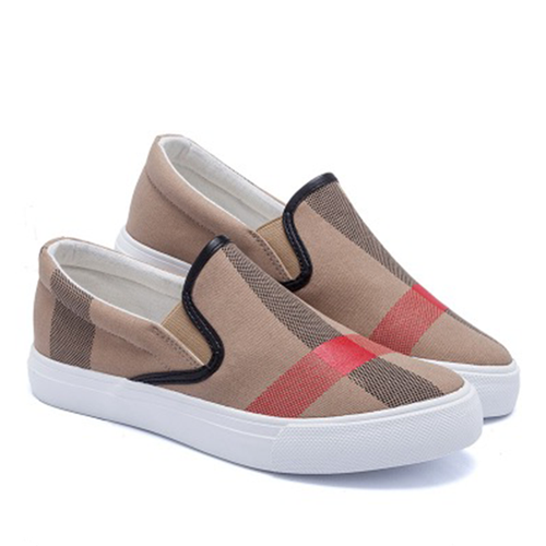 Fashion Breathable Slip On Casual Shoes