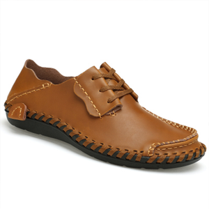 Breathable Genuine Leather Casual Shoes