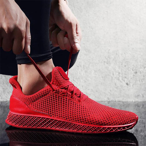 Prettymia High Quality Men's Comfortable Breathable Casual Shoes