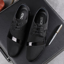 Prettymia Wear Resistant Damping Breathable Men's Oxfords